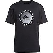Quiksilver Men's Razors Short Sleeve Rash Guard