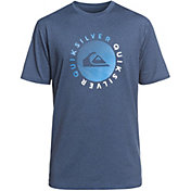 Quiksilver Men's Razors Short Sleeve Rash Guard