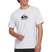 Quiksilver Men's Solid Streak Short Sleeve Rash Guard