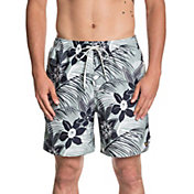 "Quiksilver Men's Sea Salt 18"" Volley Shorts"