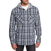 Quiksilver Men's Magston Flannel Shirt