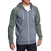 Quiksilver Men's Everyday Fleece Full Zip Hoodie