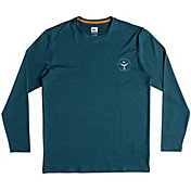 Quiksilver Men's Watermark Long Sleeve Rash Guard