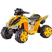 Kid Trax 6V CAT ATV Quad Ride-On