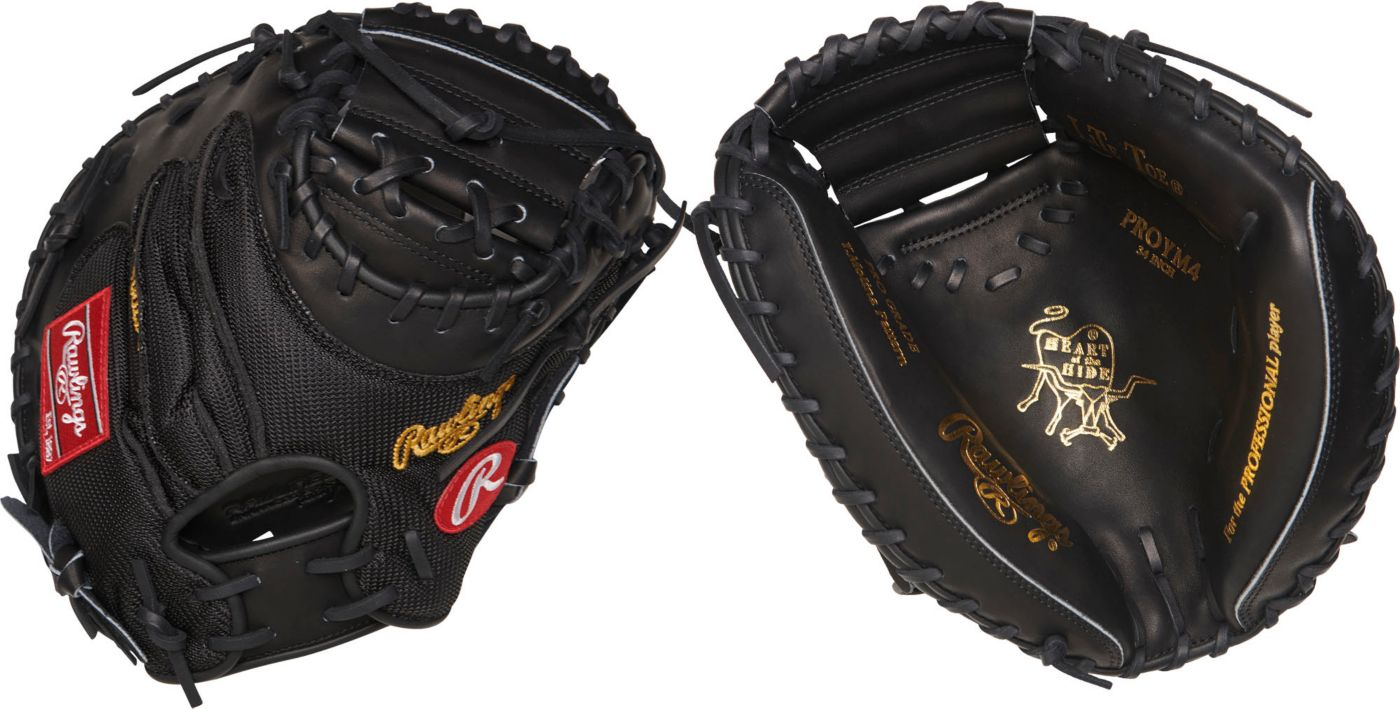 Rawlings 34'' Yadier Molina HOH Series Catcher's Mitt 2019