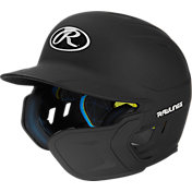 Rawlings Adult MACH Batting Helmet w/ Flap