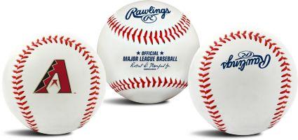 Rawlings Arizona Diamondbacks Logo Baseball
