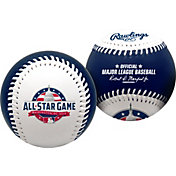 Rawlings Major League Baseball All-Star Game Navy Logo Baseball