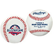 Rawlings Major League Baseball All-Star Game White Logo Baseball