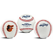 Rawlings Baltimore Orioles Logo Baseball