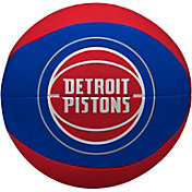 Rawlings Detroit Pistons Softee Basketball