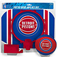 Rawlings Detroit Pistons Slam Dunk Softee Hoop Set