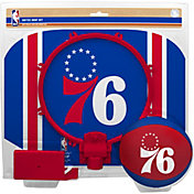 Rawlings Philadelphia 76ers Slam Dunk Softee Hoop Set