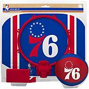 Rawlings Philadelphia 76ers Slam Dunk Softee Hoop Set