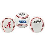 Rawlings Alabama Crimson Tide Logo Baseball
