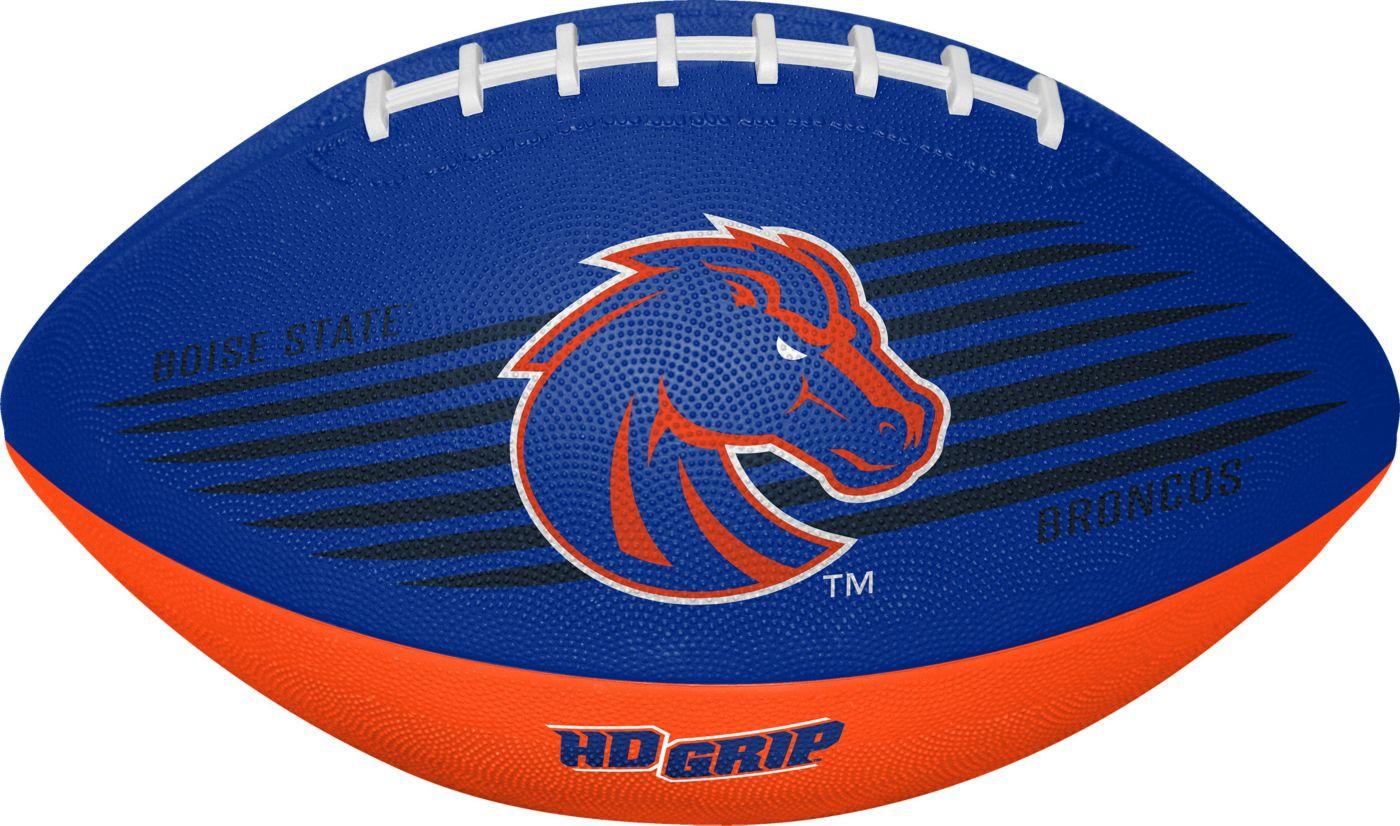 Rawlings Boise State Broncos Grip Tek Youth Football