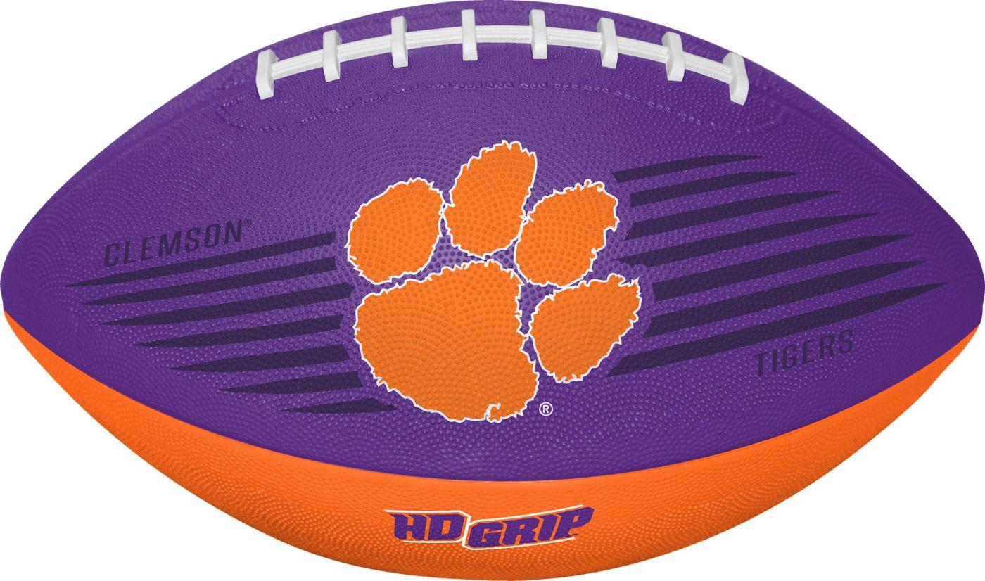 Rawlings Clemson Tigers Grip Tek Youth Football