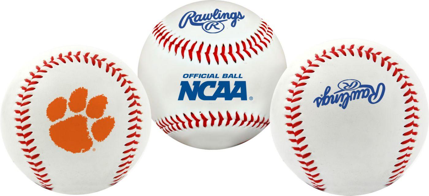 Rawlings Clemson Tigers Logo Baseball