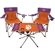 Rawlings Clemson Tigers 3-Piece Tailgate Kit