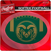 "Rawlings Colorado State Rams Quick Toss 4"" Softee Football"