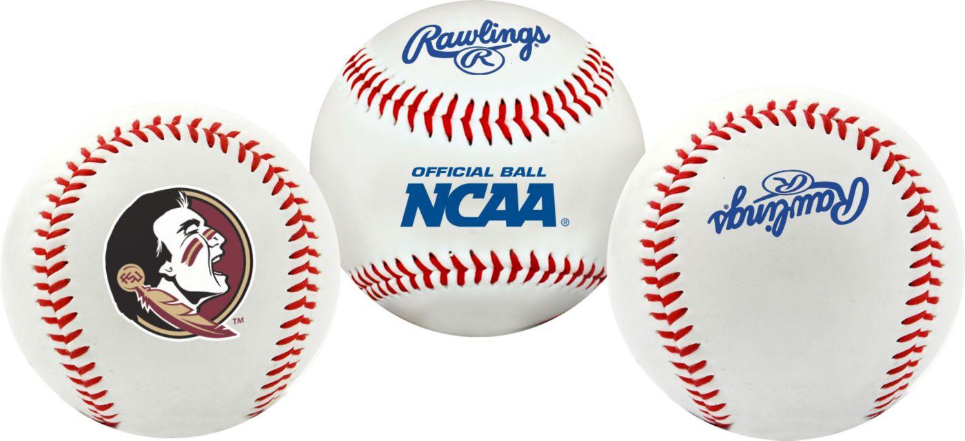 Rawlings Florida State Seminoles Logo Baseball