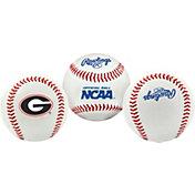 Rawlings Georgia Bulldogs Logo Baseball