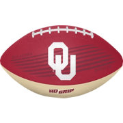 Rawlings Oklahoma Sooners Grip Tek Youth Football