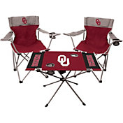 Rawlings Oklahoma Sooners 3-Piece Tailgate Kit
