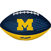 Rawlings Michigan Wolverines Grip Tek Youth Football