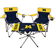 Rawlings Michigan Wolverines 3-Piece Tailgate Kit