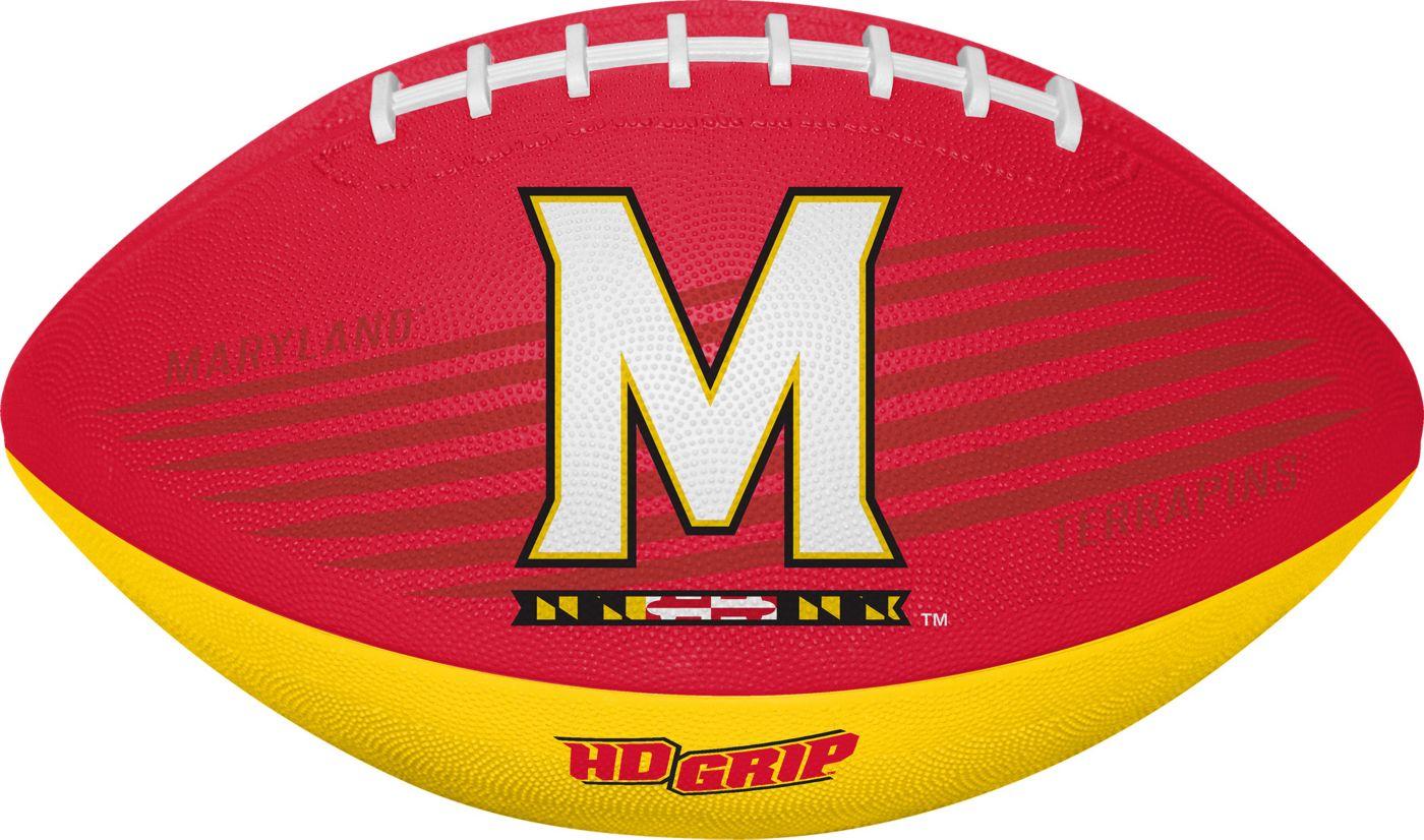 Rawlings Maryland Terrapins Grip Tek Youth Football