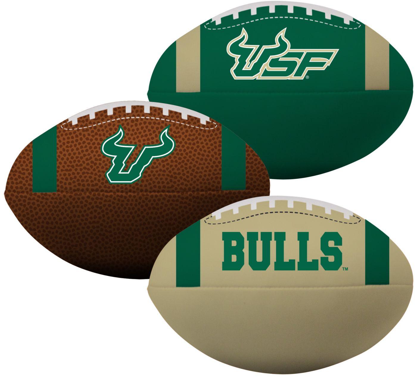 """Rawlings South Florida Bulls 8"""" Softee Football"""