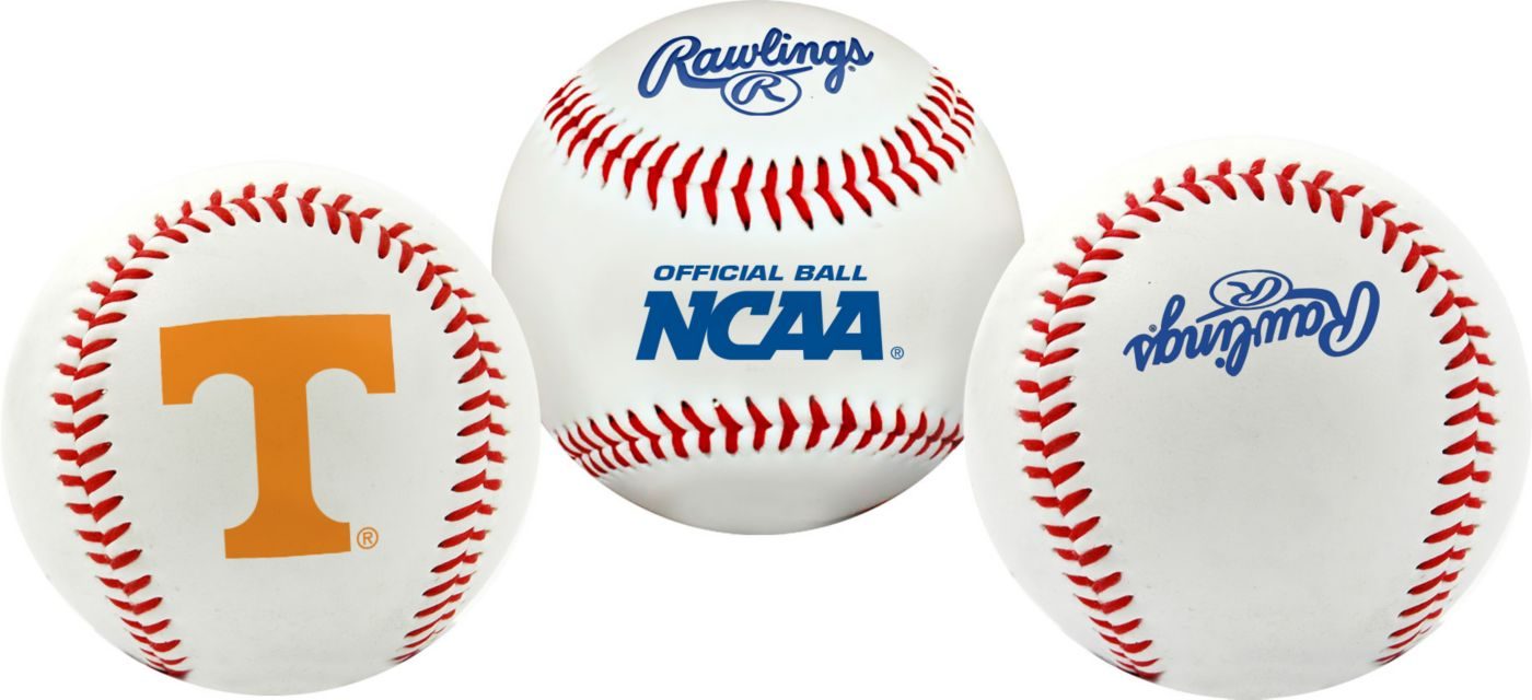 Rawlings Tennessee Volunteers Logo Baseball