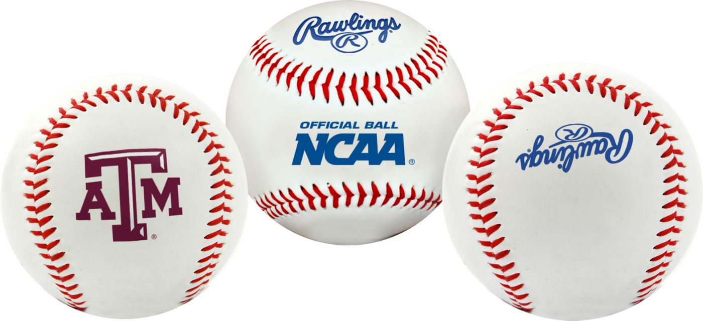 Rawlings Texas A&M Aggies Logo Baseball