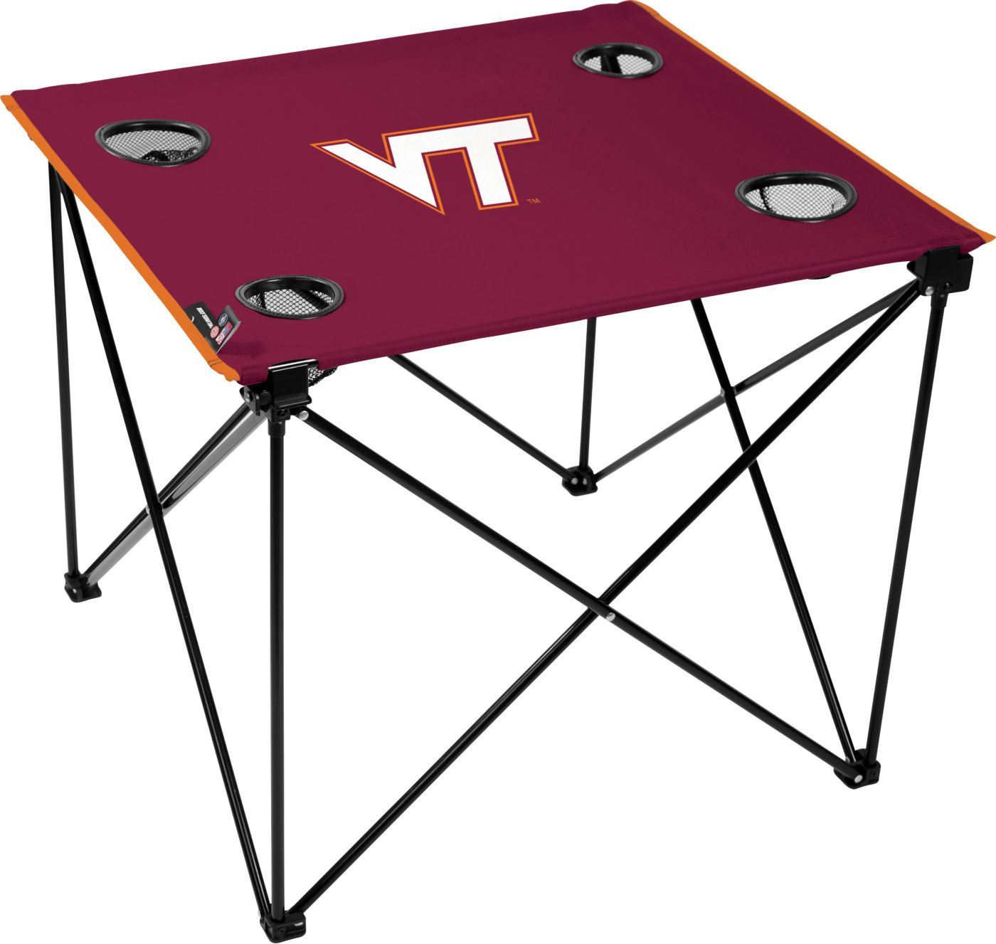 Rawlings Virginia Tech Hokies Deluxe TLG8 Table