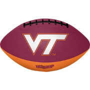 Rawlings Virginia Tech Hokies Grip Tek Youth Football