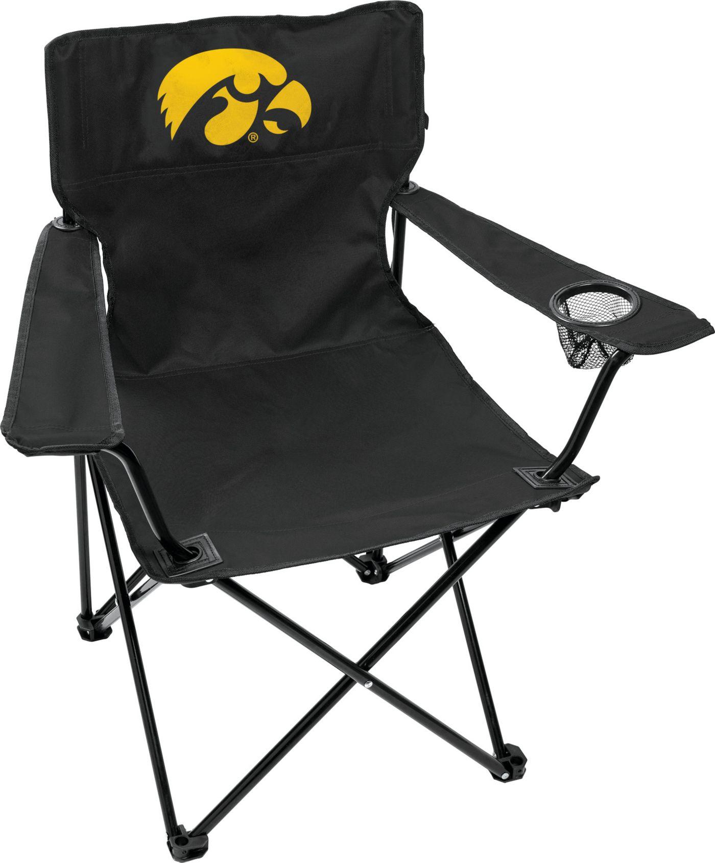 Rawlings Iowa Hawkeyes Game Day Elite Quad Chair