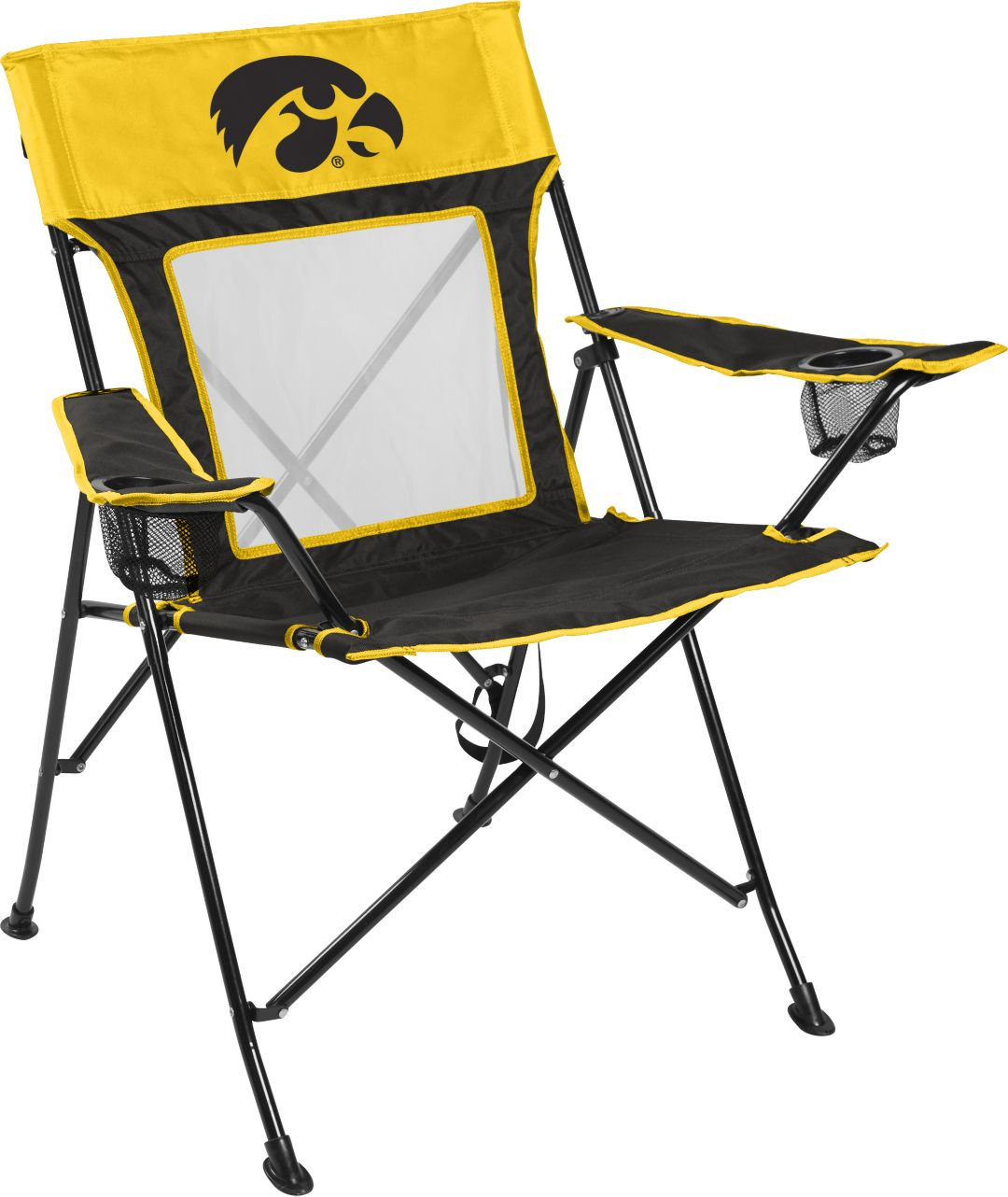 Astounding Rawlings Iowa Hawkeyes Game Changer Chair Beatyapartments Chair Design Images Beatyapartmentscom