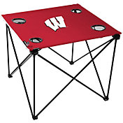 Rawlings Wisconsin Badgers Deluxe TLG8 Table