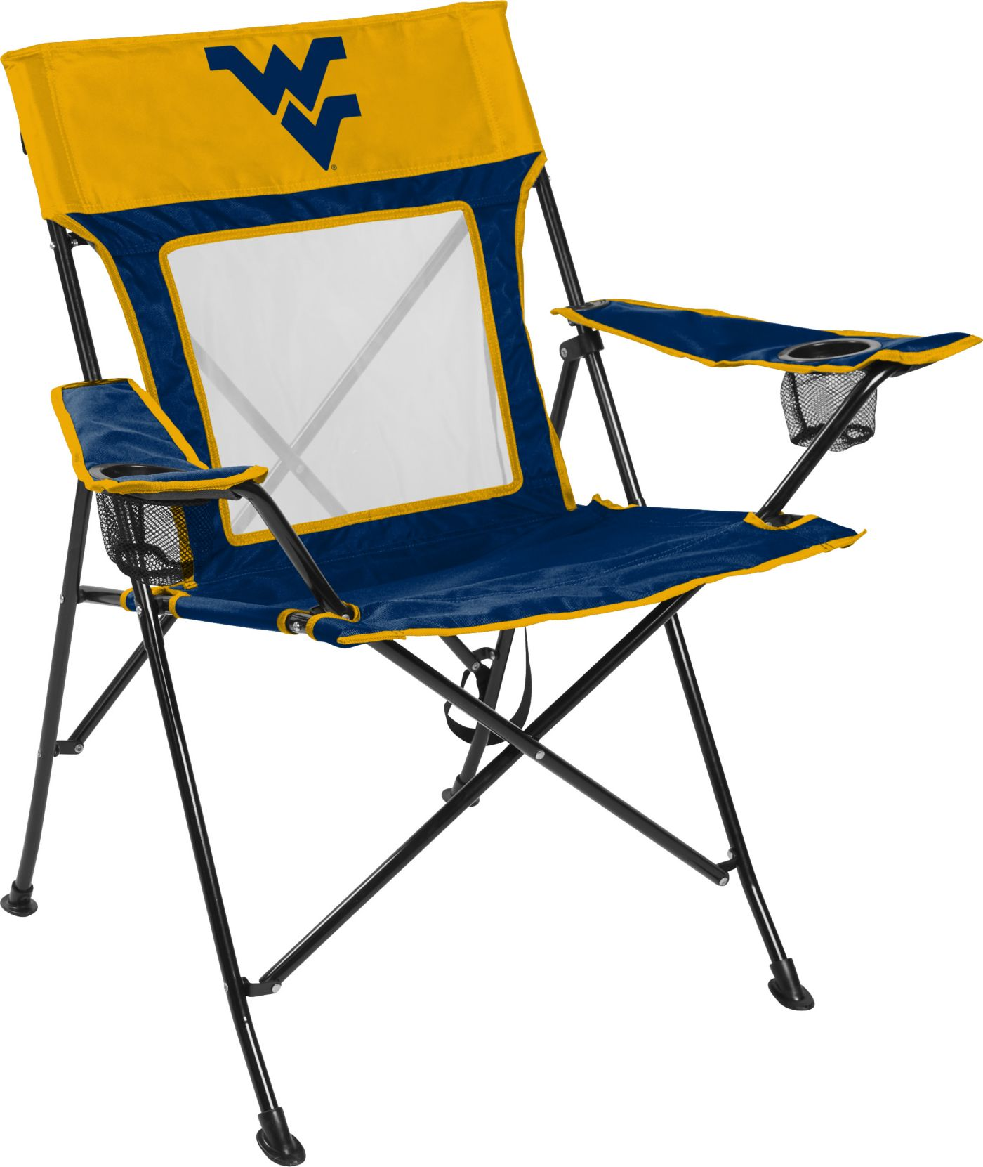 Rawlings West Virginia Mountaineers Game Changer Chair