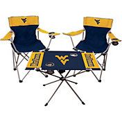 Rawlings West Virginia Mountaineers 3-Piece Tailgate Kit