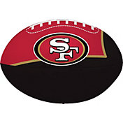 "Rawlings San Francisco 49ers Quick Toss 4"" Softee Football"