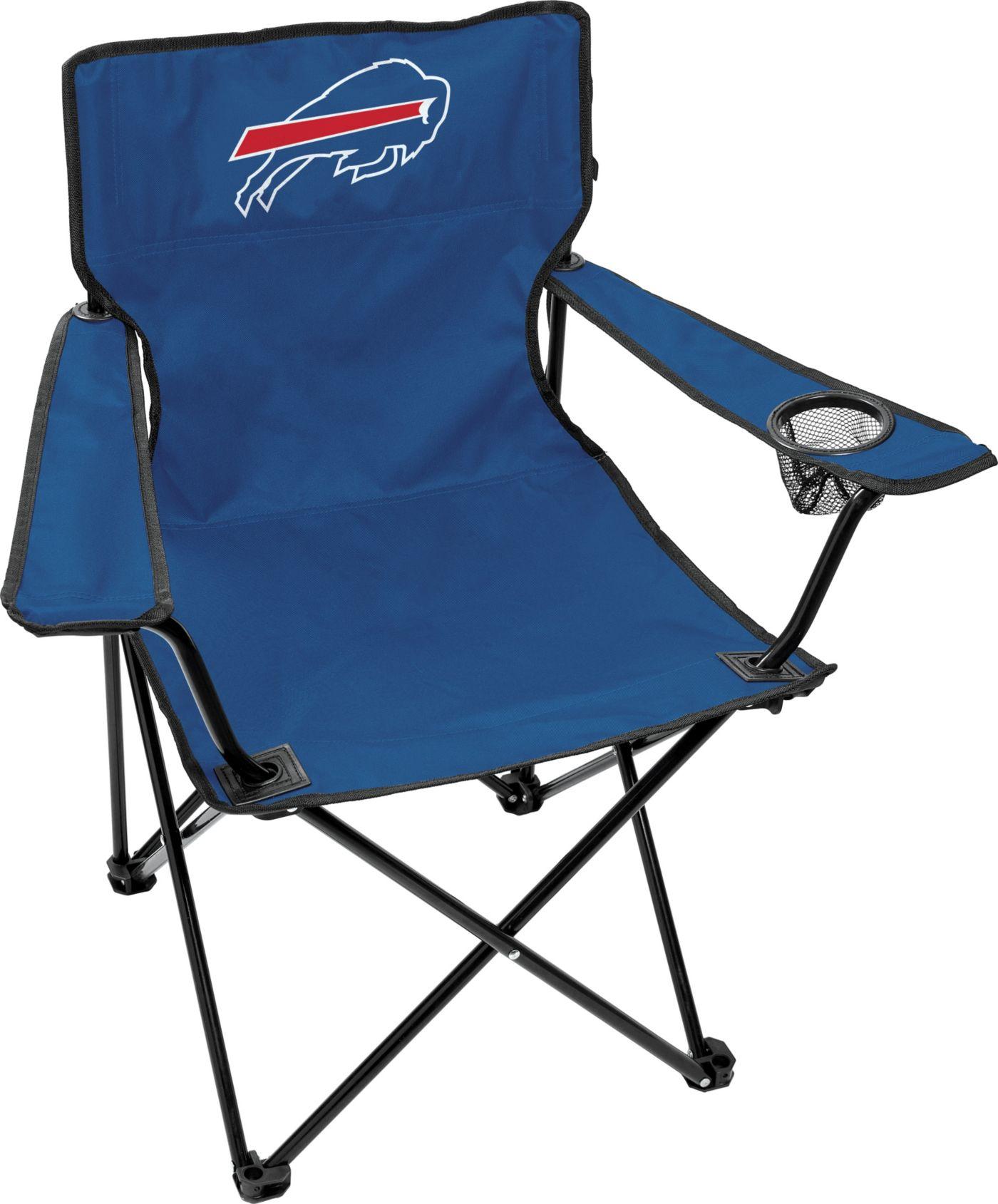 Rawlings Buffalo Bills Game Day Elite Quad Chair