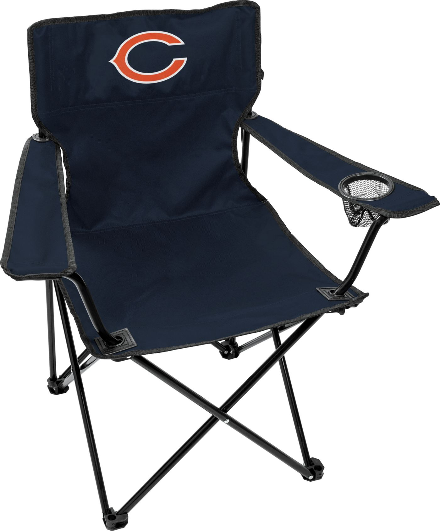 Rawlings Chicago Bears Game Day Elite Quad Chair