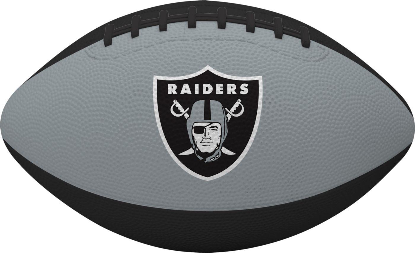 "Rawlings Oakland Raiders 8"" Softee Football"