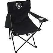 Rawlings Las Vegas Raiders Game Day Elite Quad Chair