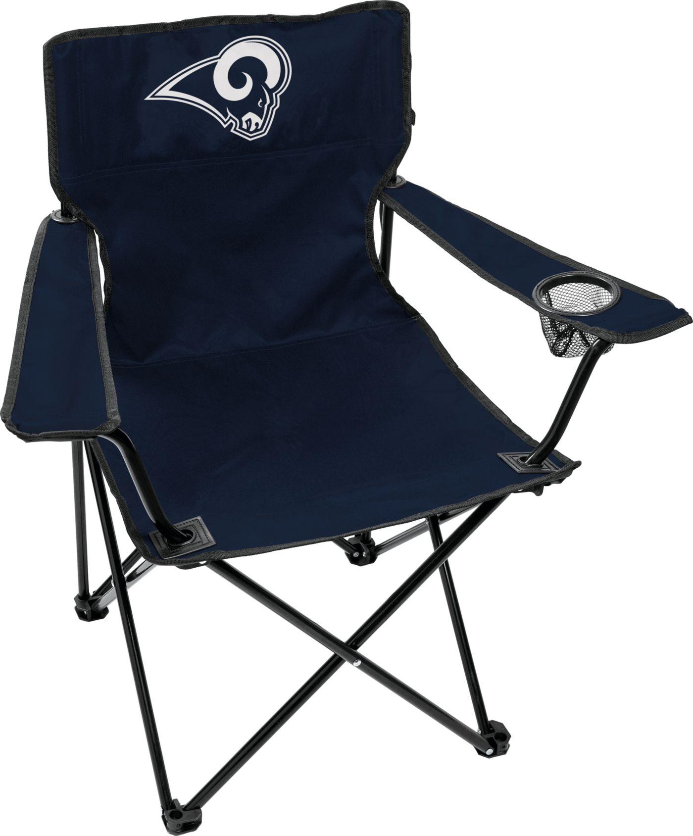 Rawlings Los Angeles Rams Game Day Elite Quad Chair