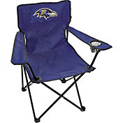 Rawlings Baltimore Ravens Game Day Elite Quad Chair