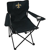 Rawlings New Orleans Saints Game Day Elite Quad Chair