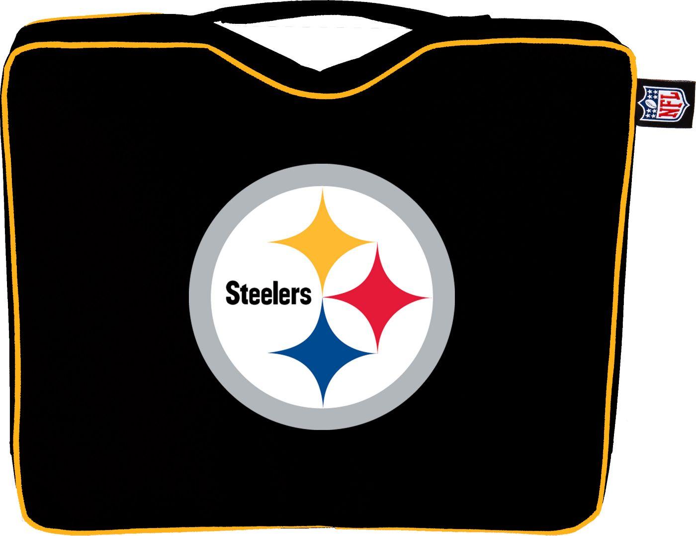 Rawlings Pittsburgh Steelers Bleacher Cushion